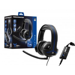 Gaming Headset Wired Y300P Official Product PS4/PS3/PC (Thrustmaster)