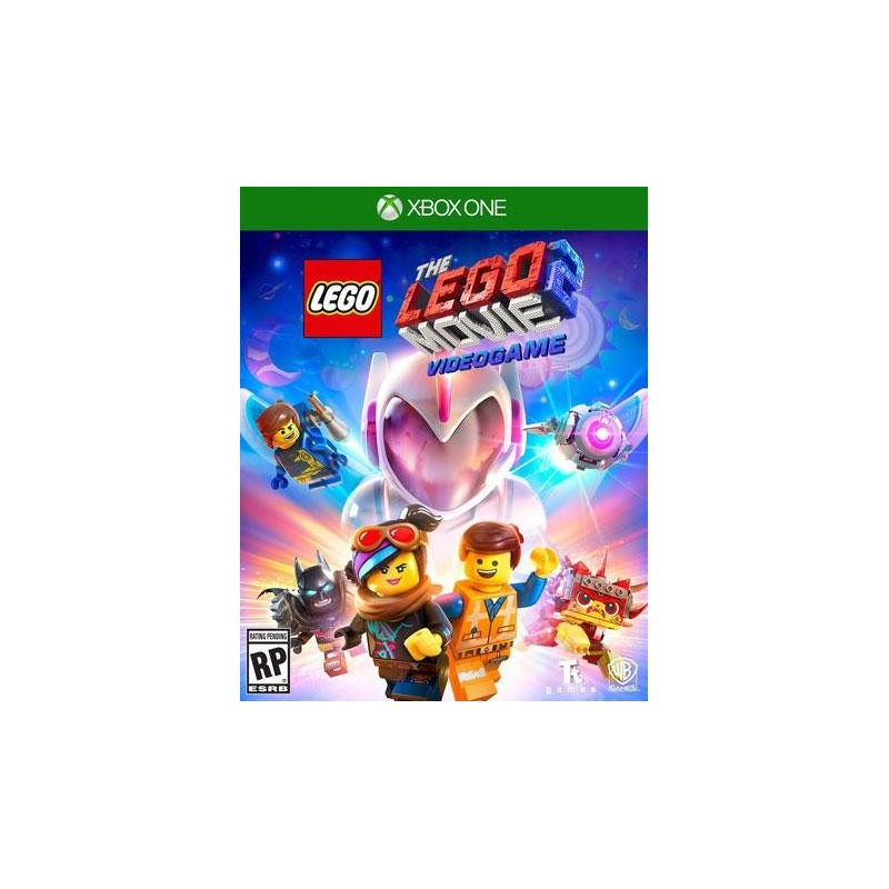 LEGO Movie 2 The Videogame
