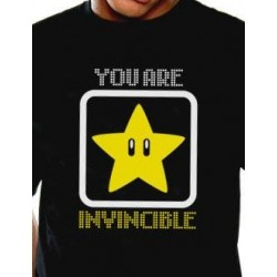 GEEK Collection - T-Shirt You Are Invincible (L) 148797  T-Shirts