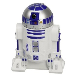 STAR WARS - R2-D2 Kitchen Timer 148716  Keuken Gadgets