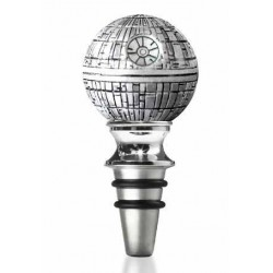 STAR WARS - Metal Bottle Stopper Death Star 148706  Gadgets