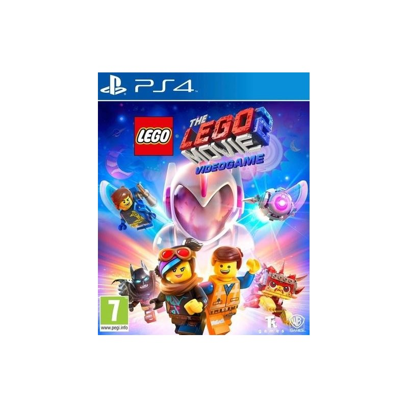 LEGO Movie 2 The Videogame - Playstation 4  171553  Playstation 4