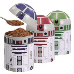 STAR WARS - Droids Kitchen Storage Sets 148701  Keuken Opberg Boxen
