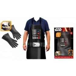 STAR WARS - Darth Vader Aprom and Replica Oven Glove Set