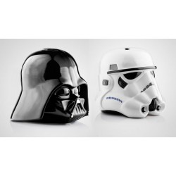 STAR WARS - Darth Vader and Stromtrooper - Salt and Papper Shakers 148695  Zout & Pepervat