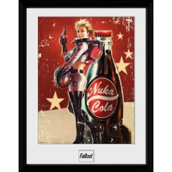 FALLOUT 4 - Collector Print 30X40 - Nuka Cola (2) 148510  Posters