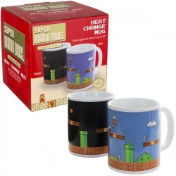 NINTENDO - Super Mario Bros Heat Change Mug