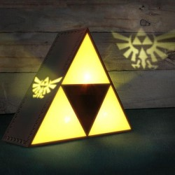 ZELDA - Triforce Light 148444  Deco, Wand, Kamer & Nacht Lampen