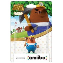 AMIIBO Resetti - Animal Crossing Collection 148152  Amiibo's
