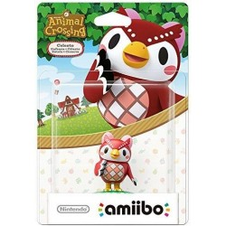 AMIIBO Celeste - Animal Crossing Collection 148151  Amiibo's
