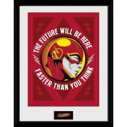 THE FLASH - Collector Print 30X40 - The Future 148094  Posters