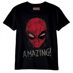 MARVEL - T-Shirt Kids - Amazing Spider-man (12 Years) 169658  T-Shirts Marvel