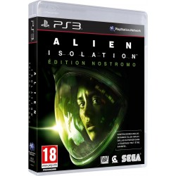 Alien Isolation : Nostromo Edition 147996  Playstation 3