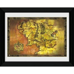 LORD OF THE RING - Collector Print 30X40 - Middle Earth 147710  Posters