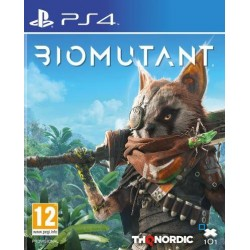Biomutant 169627  Playstation 4