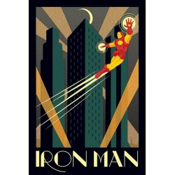 MARVEL DECO - Poster 61X91 - Iron Man 147395  Posters