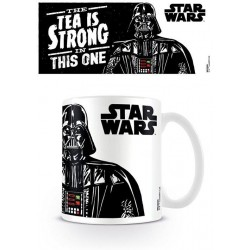 STAR WARS - Mug - 300 ml - Tea is Strong in this one 147374  Star Wars