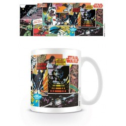 STAR WARS - Mug - 300 ml - Comic Panels 147317  Star Wars