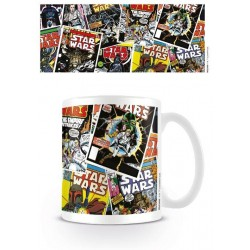 STAR WARS - Mug - 300 ml - Comic Covers 147316  Star Wars