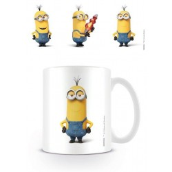 MINIONS - Mug - 300 ml - Kevin Character 147305  Drinkbekers - Mugs