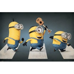 MINIONS - Poster 61X91 - Abbey Road 147300  Posters