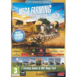 Mega Farming Collection 7 PACK 147208  PC Games