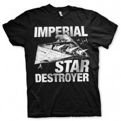 STAR WARS 7 - T-Shirt Imperial Star Destroyer (L) 147195  T-Shirts