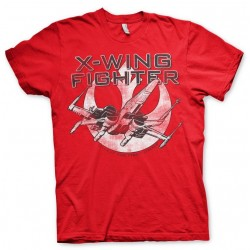 STAR WARS 7 - T-Shirt X-Wing Fighter (S)