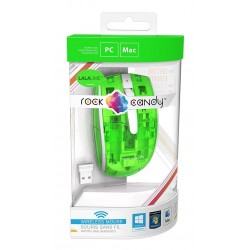 PDP - ROCK CANDY Wireless Mouse Green 147032  PC Games