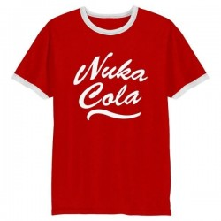FALLOUT - T-Shirt Nuka Cola - Red/White (XXL) 146937  Alles