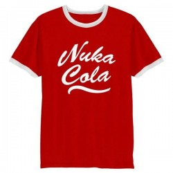 FALLOUT - T-Shirt Nuka Cola - Red/White (XL) 146936  Alles