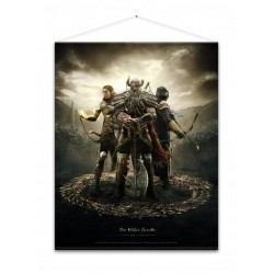 THE ELDER SCROLLS ONLINE - WallScroll 77X100 - Legends 146908  Wand Rolgordijnen