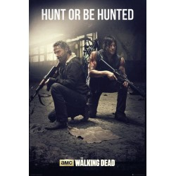 WALKING DEAD - Poster 61X91 - Hunt 146816  Posters