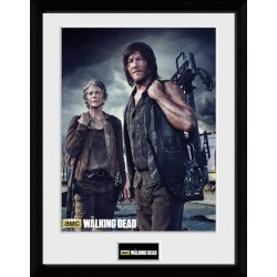 THE WALKING DEAD - Collector Print 30X40 - Carol and Daryl 146808  Posters
