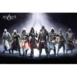 ASSASSIN'S CREED - Poster 61X91 - Characters 146795  Posters