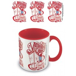 HARRY POTTER - Coloured Inner Mug - Vanishing Cabinet Red 169551  Drinkbekers - Mugs