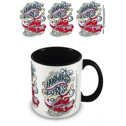 HARRY POTTER - Coloured Inner Mug - Hogwarts Express Black 169549  Drinkbekers - Mugs