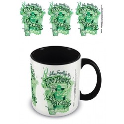 HARRY POTTER - Coloured Inner Mug - Floo Powder Black 169548  Drinkbekers - Mugs