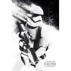 STAR WARS 7 - Poster 61X91 - Stormtrooper Paint 146722  Star Wars