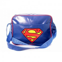 SUPERMAN - Messenger Bag - DC Comics Logo Superman