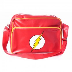 FLASH - Messenger Bag - Flash Logo - Red
