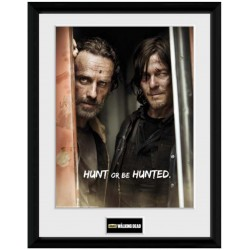 THE WALKING DEAD - Collector Print 30X40 - Rick and Daryl 146432  Posters