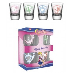 SAILOR MOON - Shot Glass - Characters 146415  Shot Glazen
