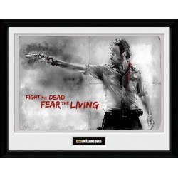 THE WALKING DEAD - Collector Print 30X40 - Rick 146369  Posters