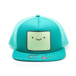 ADVENTURE TIME - Cap - Beemo Trucker Snapback