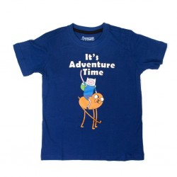 ADVENTURE TIME - T-Shirt It's Time (164/170) 146266  T-Shirts Adventure Time
