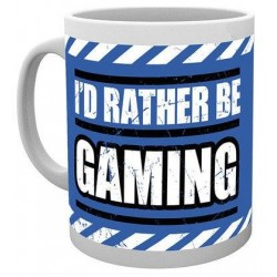 GAMING - Beker - 300 ml - Rather Be 146206  Drinkbekers - Mugs