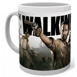 THE WALKING DEAD - Mug - 300 ml - Banner 146166  Drinkbekers - Mugs