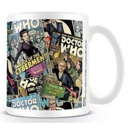 DOCTOR WHO - Beker - 300 ml - Montage