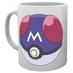 POKEMON - Mug - 300 ml - Master Ball 146082  Drinkbekers - Mugs